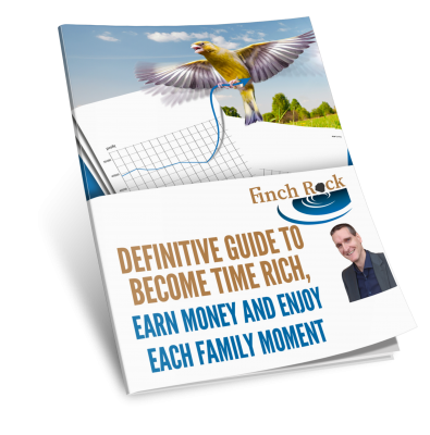 Def guide to become time rich cover